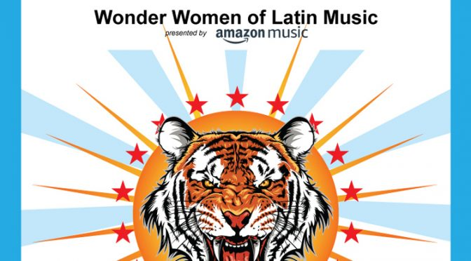 LAMC Wonder Women Latin Music