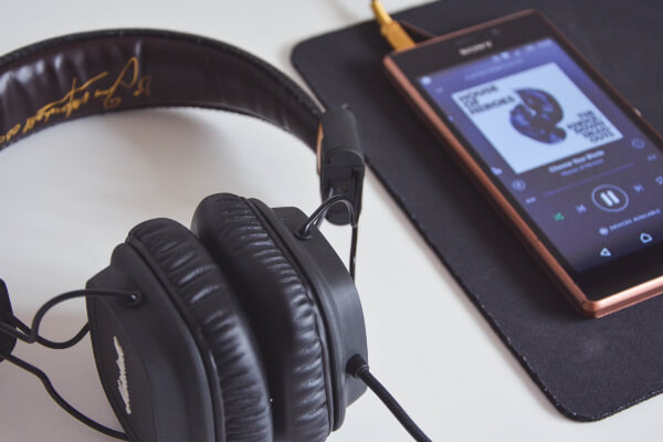 Music streaming in the U.K.